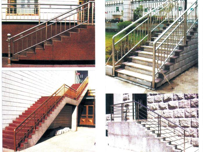 不锈钢栏杆扶手-03