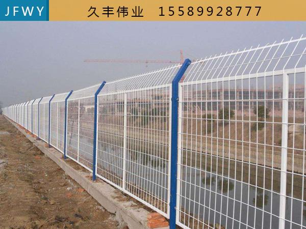 丝网护栏JFWY-01