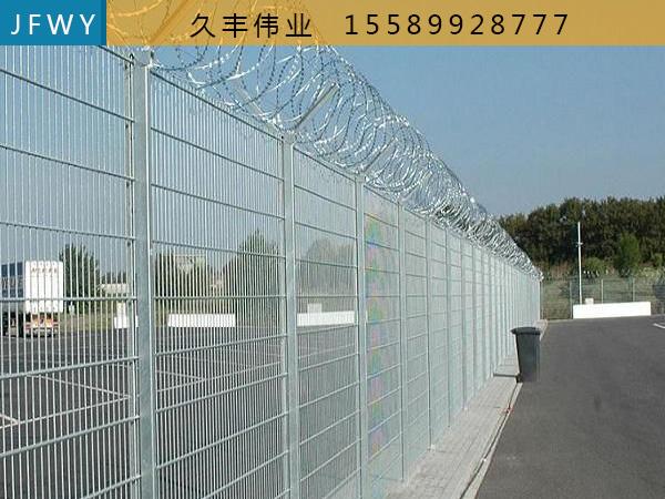 丝网护栏JFWY-05